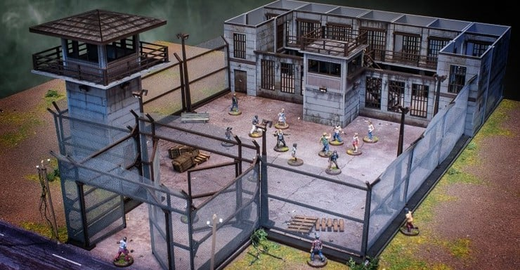 Plastcraft Prison