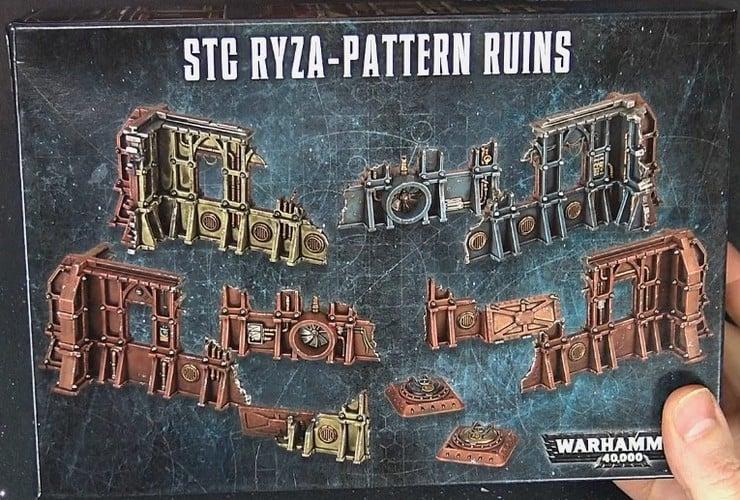 STC Ryza Ruins