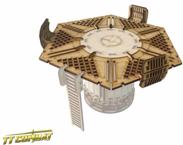 New Industrial Terrain Is Perfect For Necromunda - Spikey Bits