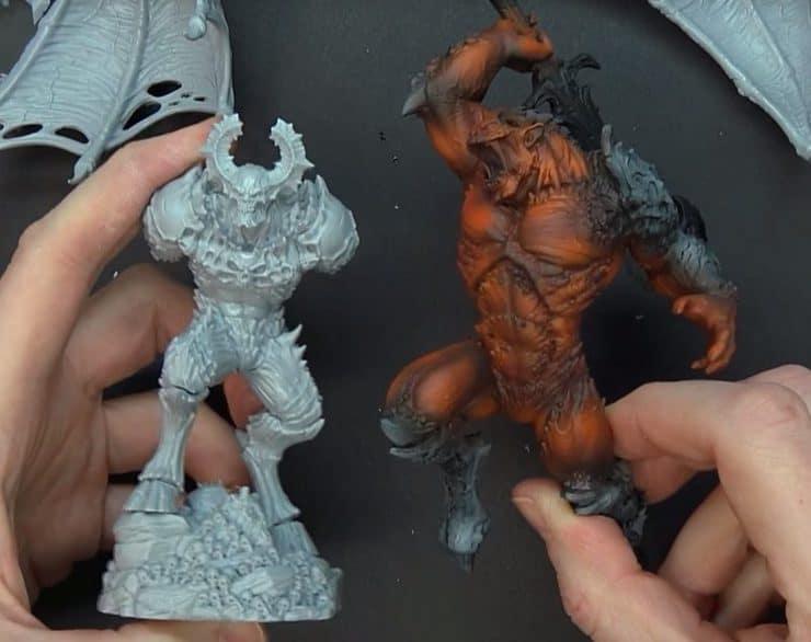lord of slaughter vs warrior daemon