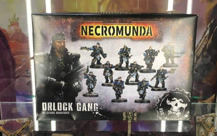 Free PDF Rules For Old Necromunda Gangs - Spikey Bits