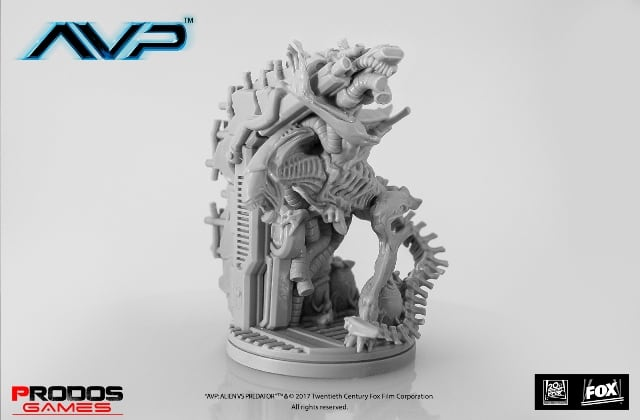 New Aliens vs Predator Miniatures Incoming - Spikey Bits