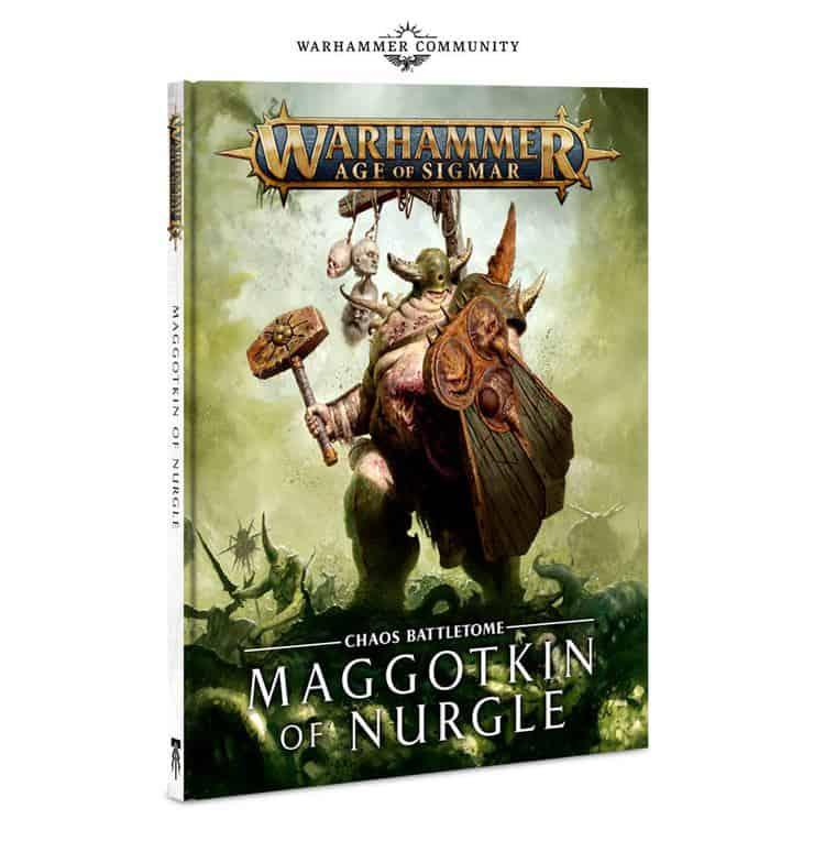AoS Maggotkin Nurgle