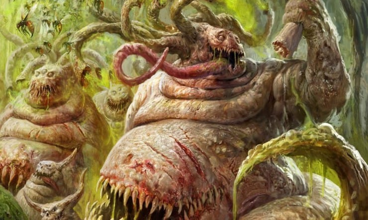 Beast of Nurgle