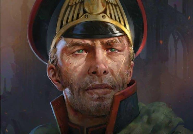 Gaunt Warmaster