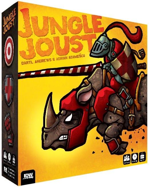 Jungle Joust box