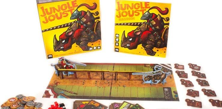 Jungle Joust