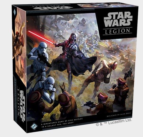 Star Wars Legion box