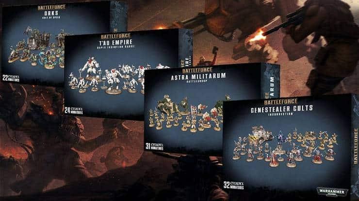 Warhammer Christmas Bundles 2020 RUMORS: 10 New Christmas Battleforce Bundles for 40k & AoS