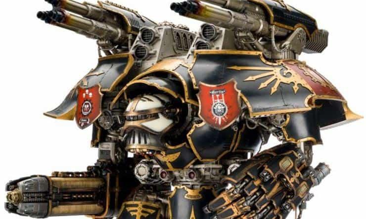 Warlord Titan H&S