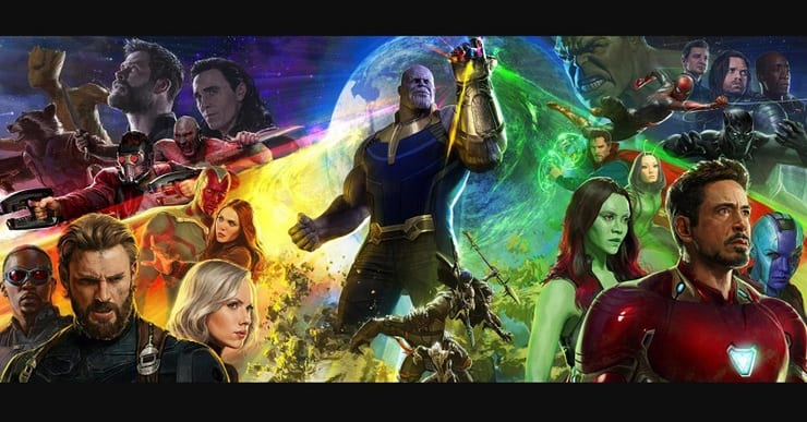 all the marvel