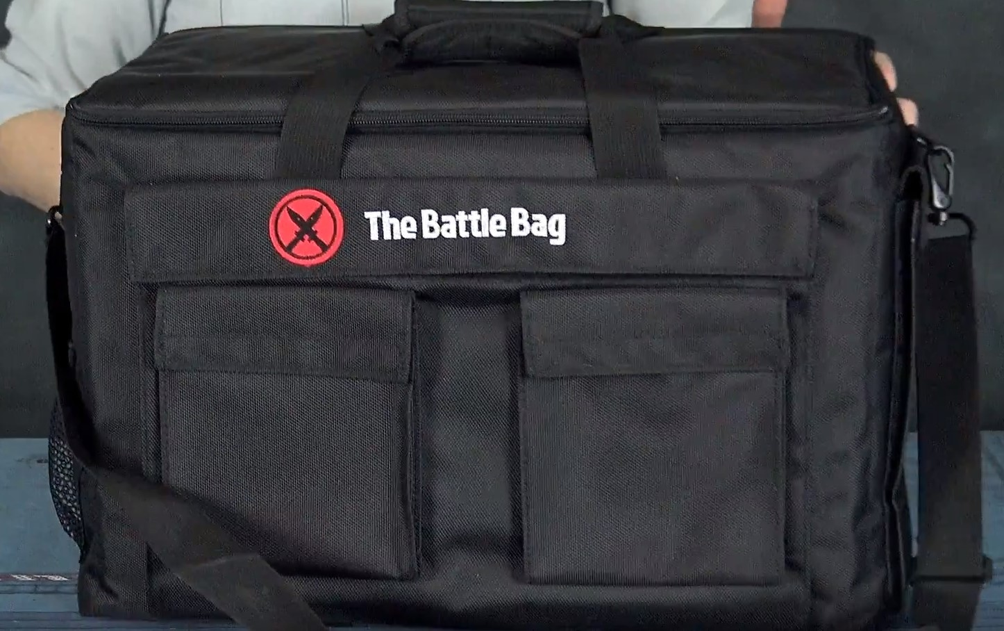 Battlefoam Bags / Includes a molle system, which allows you to further customize this bag to fit your specific storage and transportation needs.