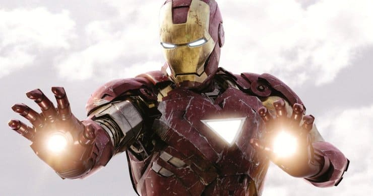 iron man hor wal