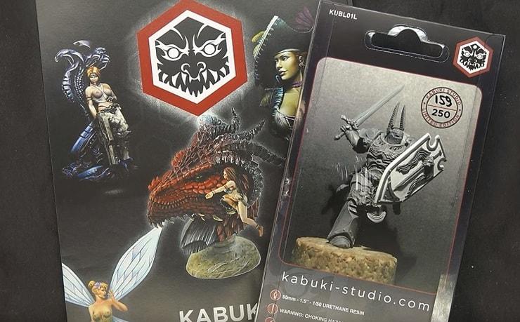 kabuki lion knight