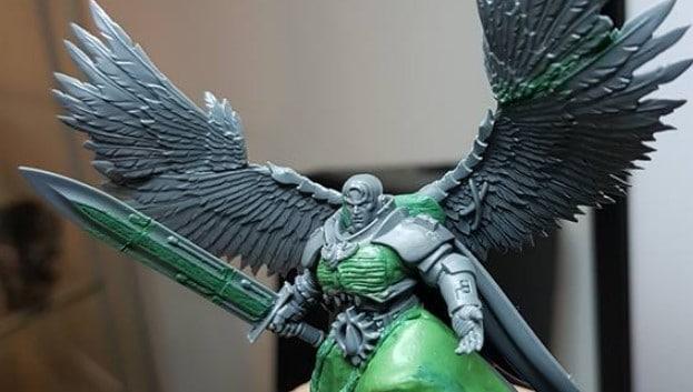 wings of sanguinius