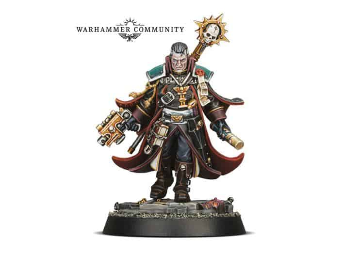 Inquisitor Eisenhorn 40k Rules Spotted - Spikey Bits