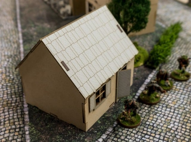 MDF Terrain Kits Available From GameCraft - Spikey Bits