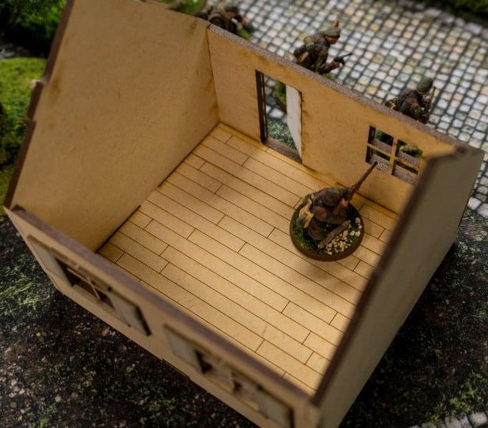 GameCraft Minis House 3