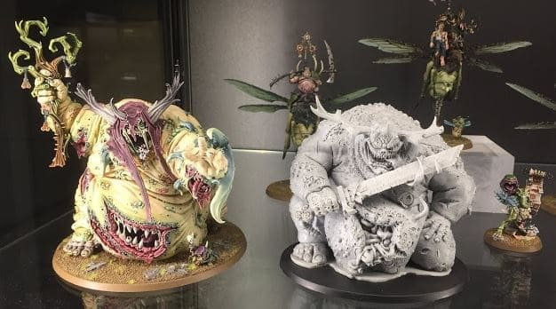 Great Unclean One New & Old