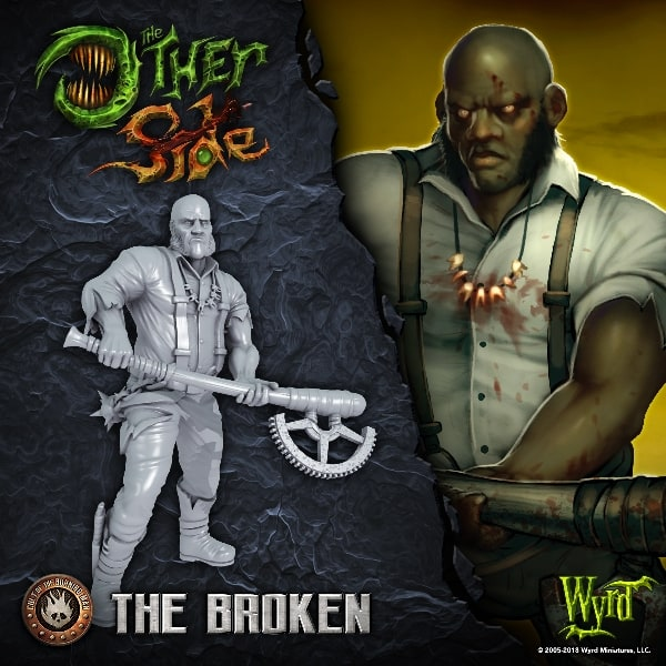 The Broken The Other Side