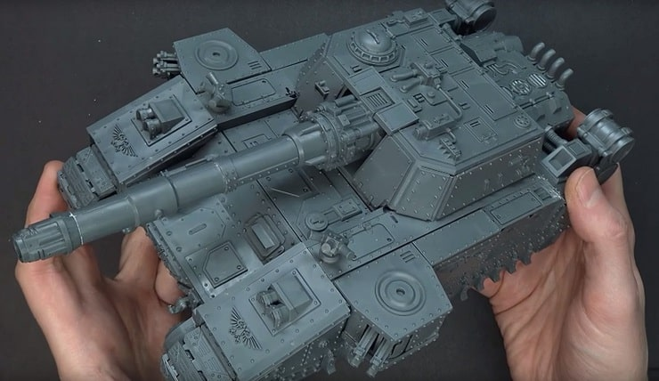 baneblade build 4