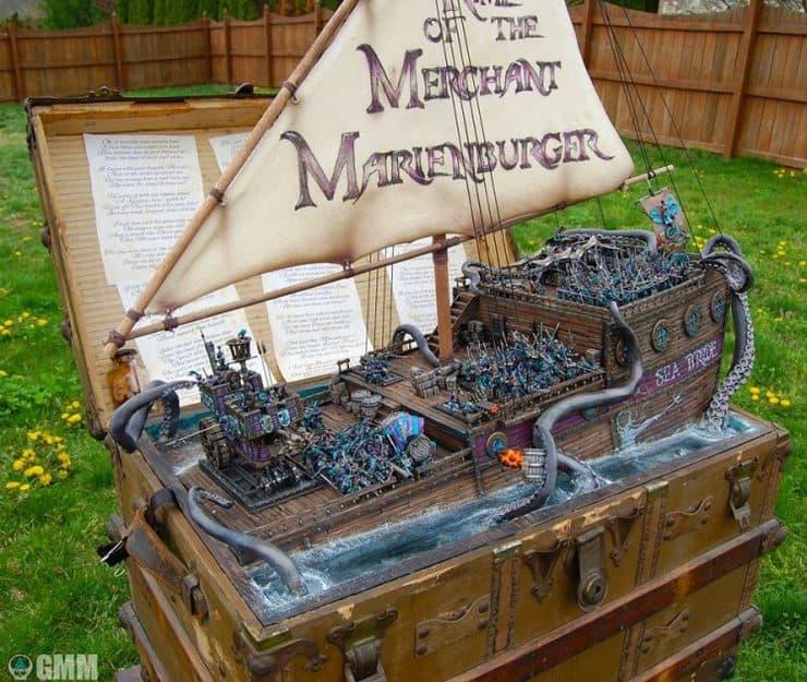 gmm merchant ship