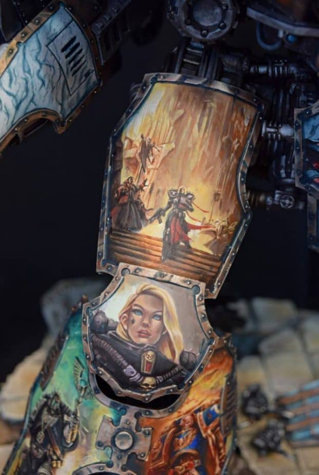 gmm sister reaver freehand