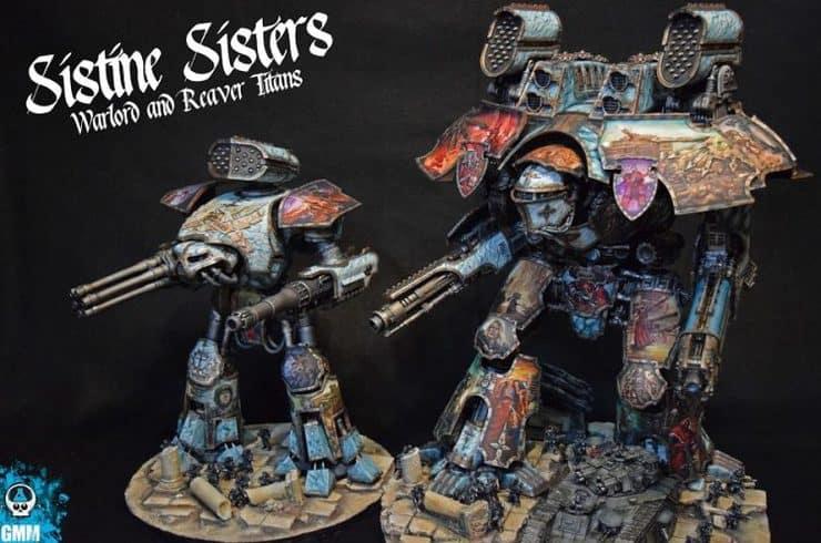 gmm sister reaver titans