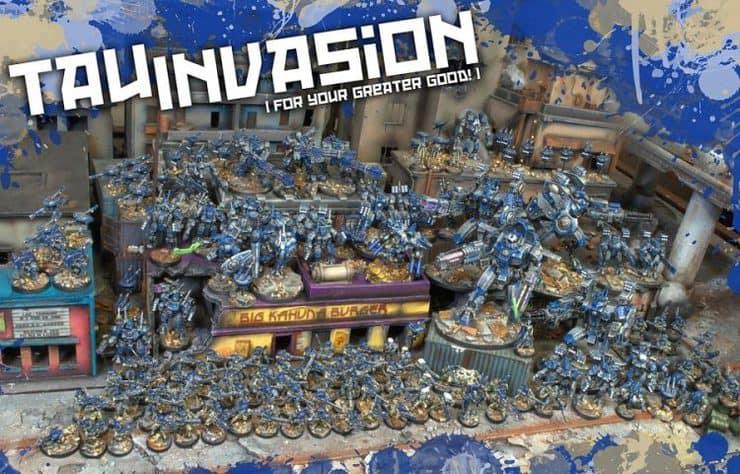 gmm tau invasion