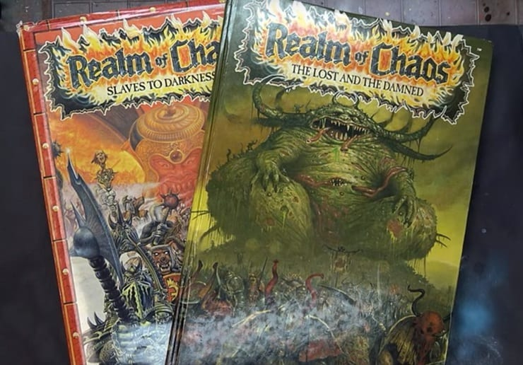 realm of chaos lost and damned