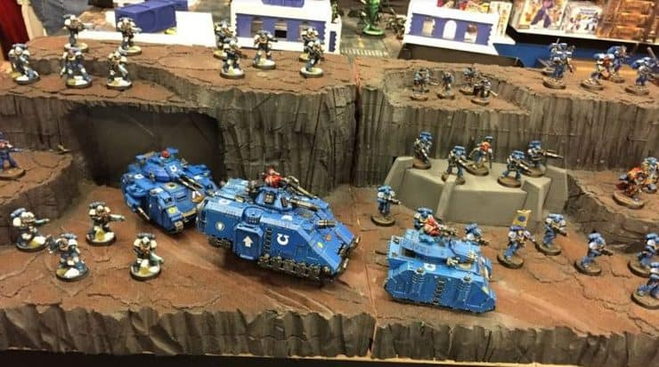 tlw doubles socal armies on parade winner
