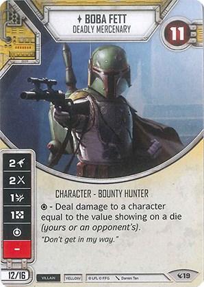 hunt down heroes: star wars destiny - spikey bits