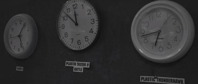 40k Reset the Clock