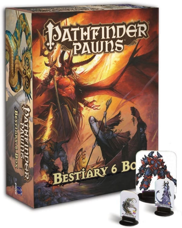 Bestiary Box 6 Pathfinder