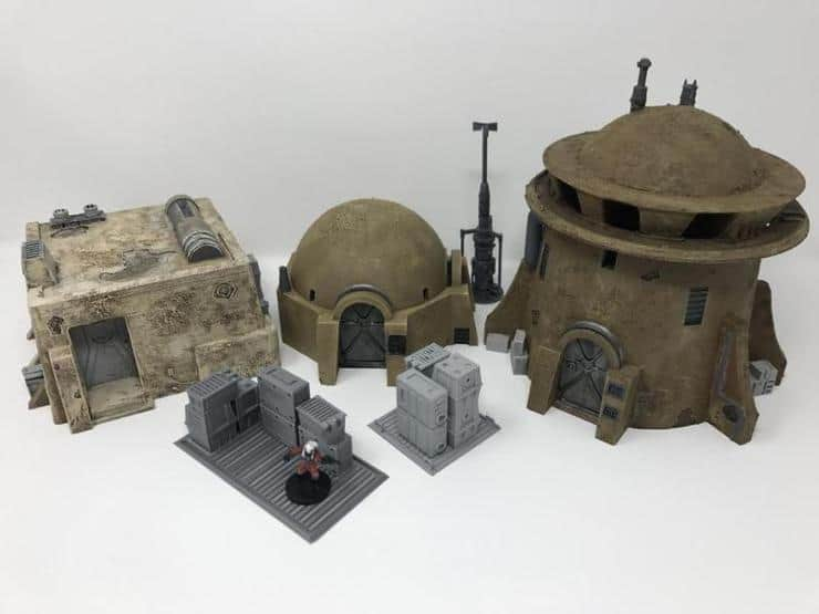 Imperial Terrain bundle