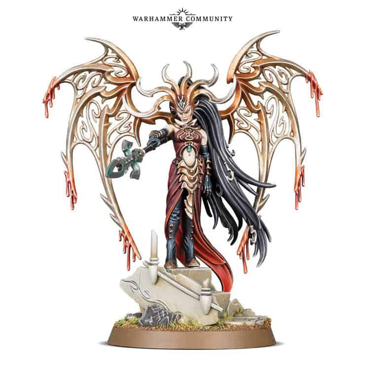 Morathi Daughters of Khaine