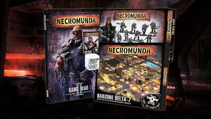Necromunda Expansions 2 Post