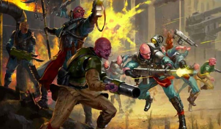 Necromunda Genestealer Cults Is 2018 Really the Year of the Xenos For 40k?
