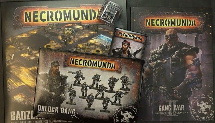 Necromunda Releases
