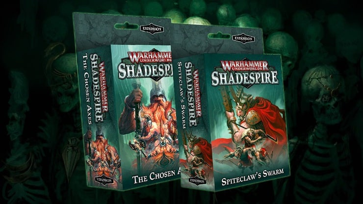 Shadespire Expansions 2 Post