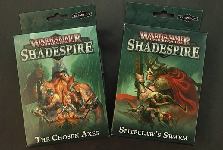 Shadespire Expansions