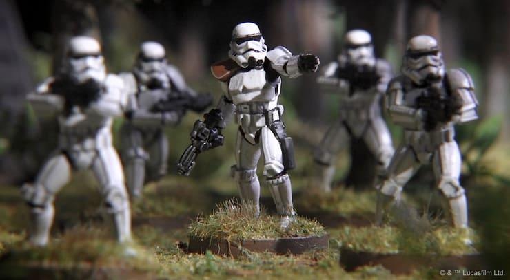 Star Wars Legion S Trooper