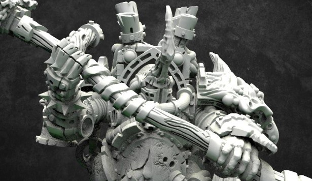 chaos hive bringer wargame exclusive