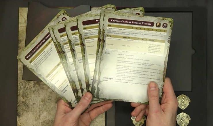 data cards adeptus custodes