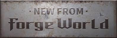 new forge world logo