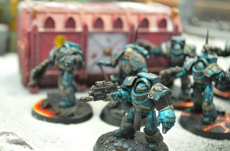 sn battle reports alpha legion dudes
