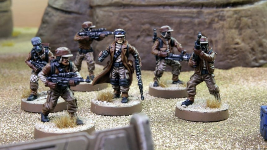 Star Wars Legion: Building Your First Army - Spikey Bits