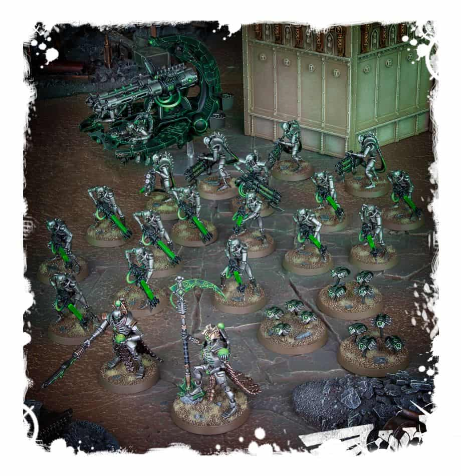 2018 Necrons Start Collecting