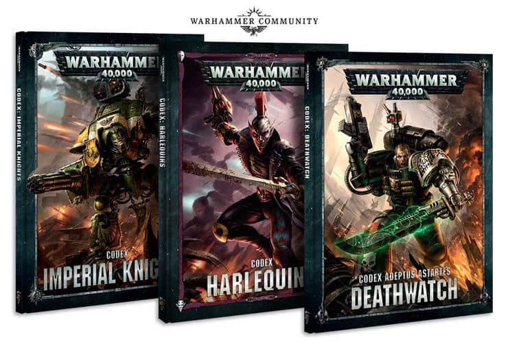 next 3 codex books