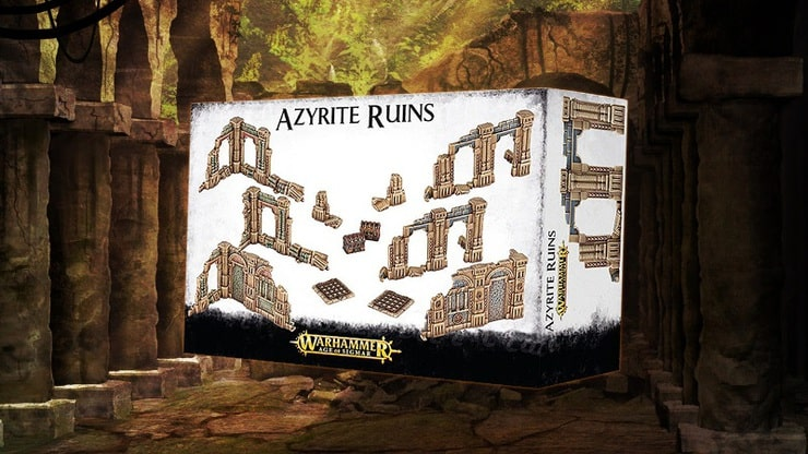 Azyrite Ruins Post